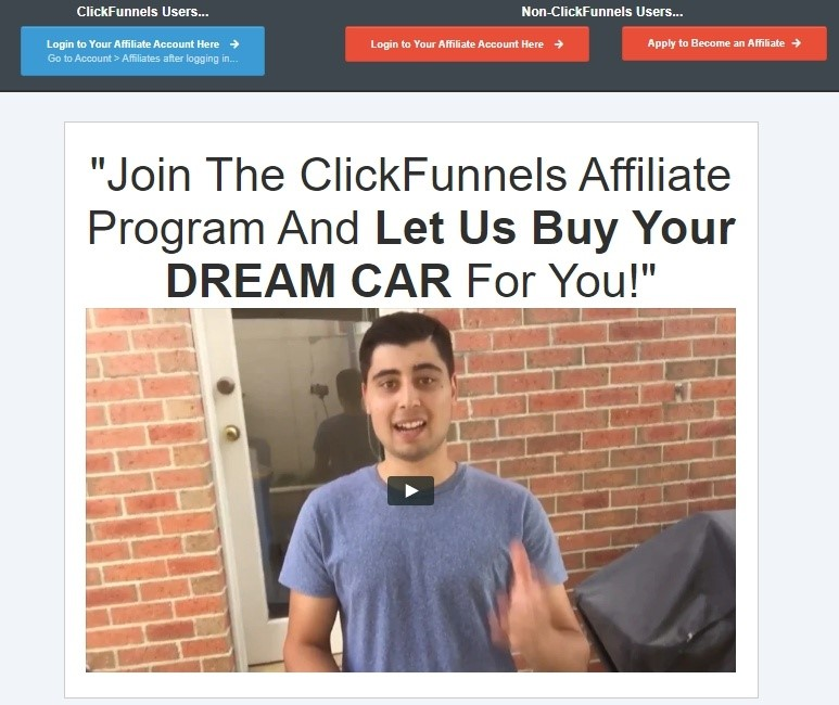 affiliate marketing clickfunnels method