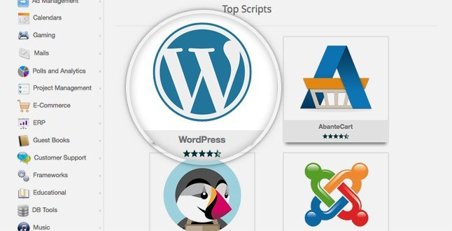 Hwo to install wordpress on your blog
